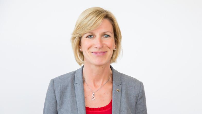 Margit Eidenhammer Geschäftsführerin der OVB Österreich