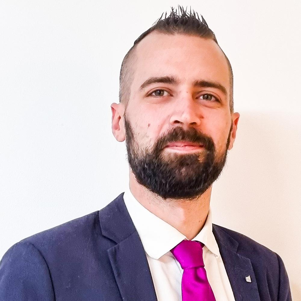 Portrait Dominik Matzner